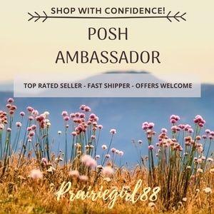 🌻🦋🌸🐝POSH AMBASSADOR - SHOP WITH CONFIDENCE!